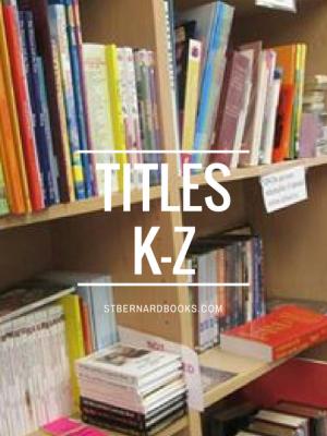 Titles K-Z