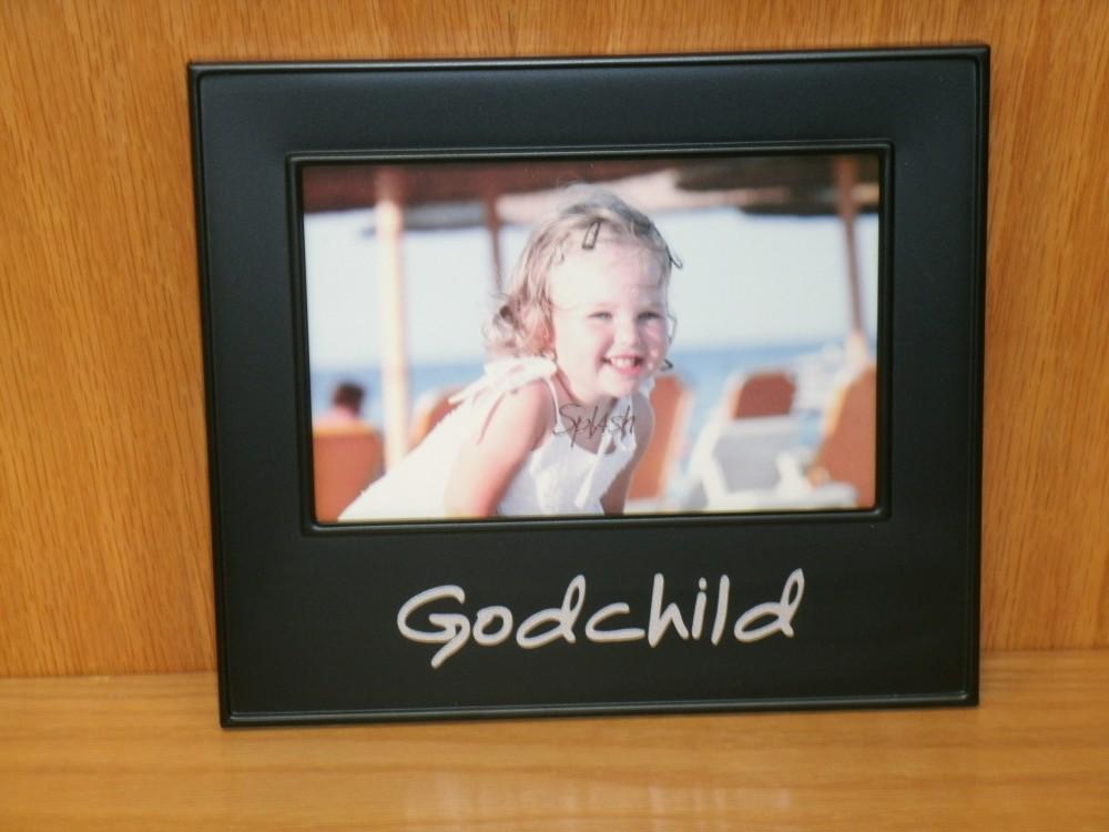 Metal Godchild Frame – St. Bernard Books